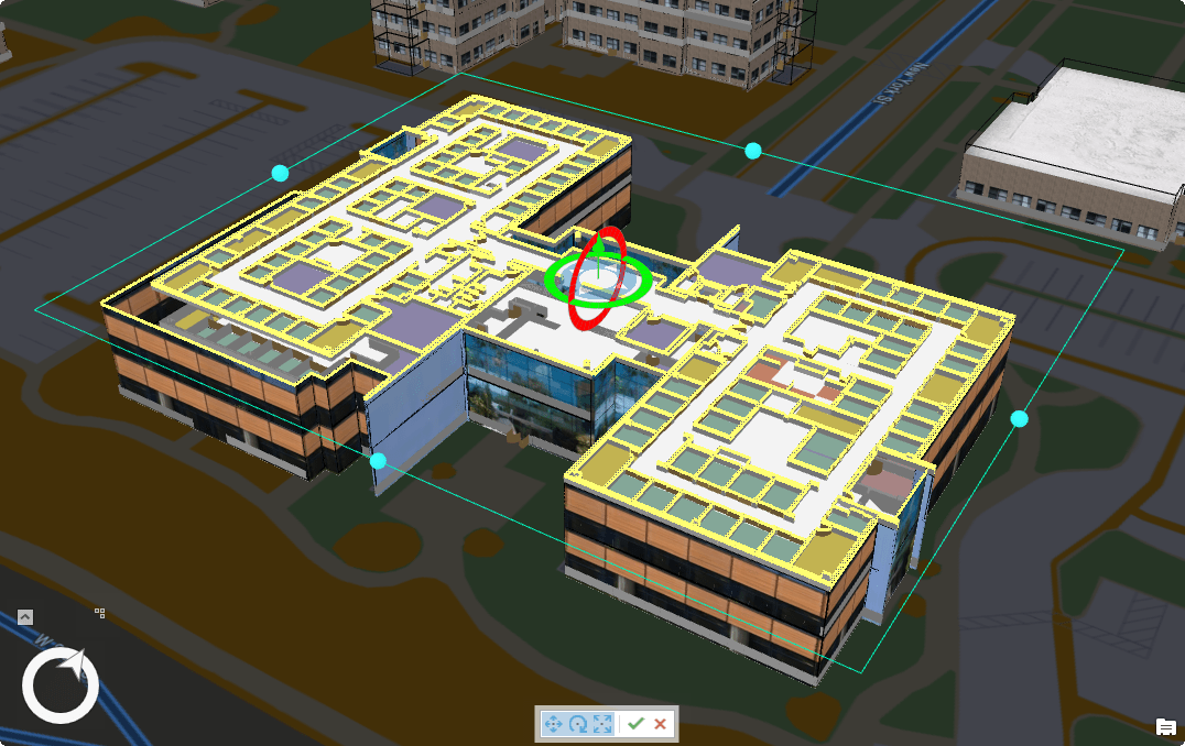 3D Slice tool in ArcGIS Pro 2.2