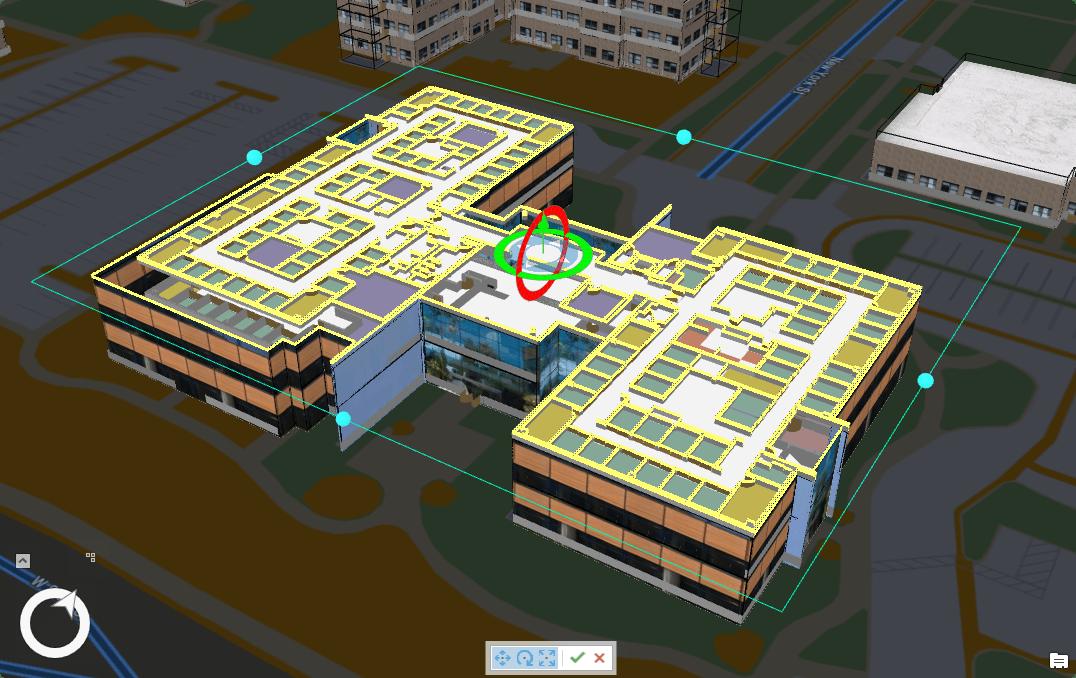 3D Slice tool in ArcGIS Pro 2.2