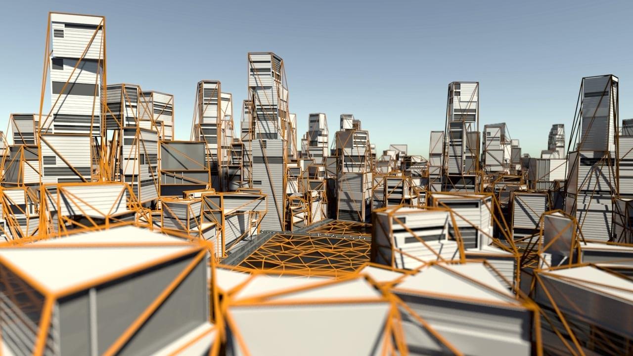 Palladio: an open-source CityEngine plugin for Houdini