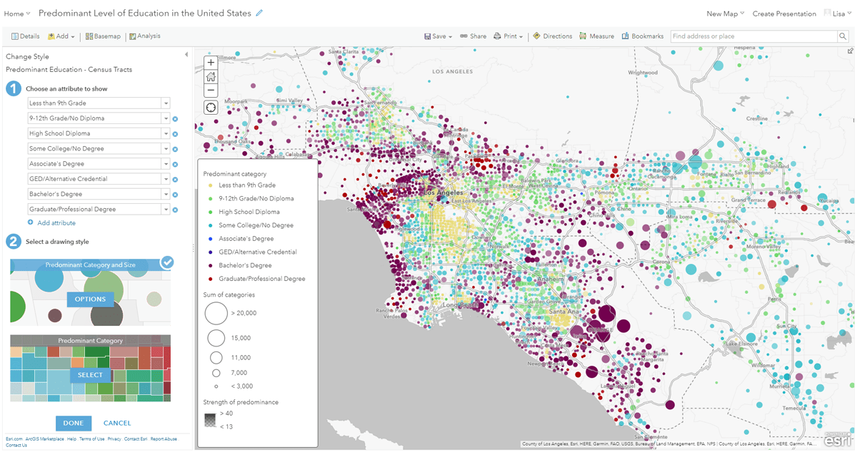 What's New in ArcGIS Online (April 2018)