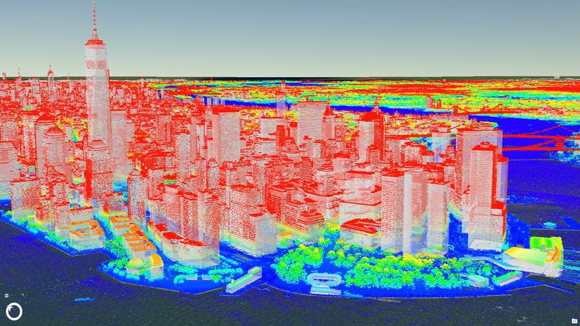 Publishing Point Cloud Scene Layers in ArcGIS Pro 2 1