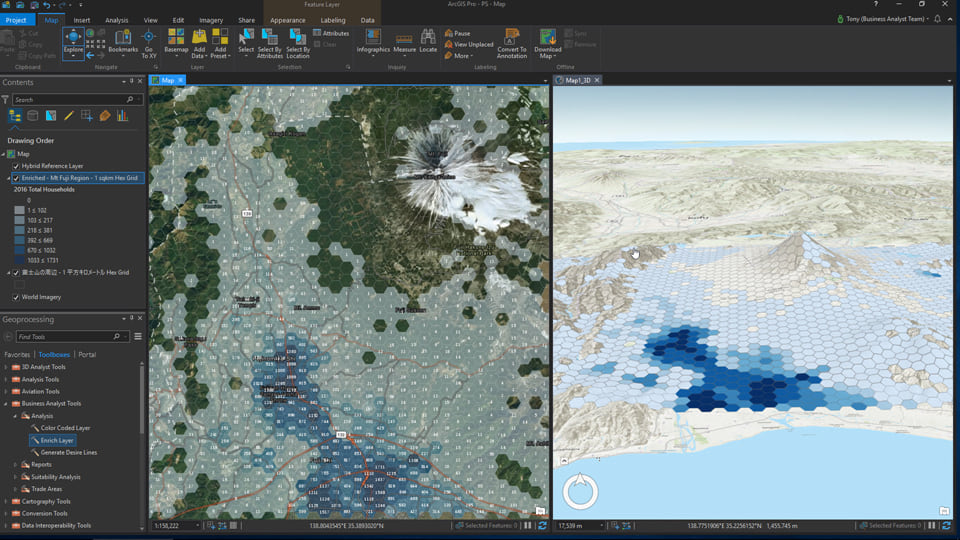 Business Analyst for ArcGIS Pro | GeoNet, The Esri Community