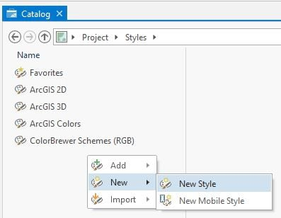 How to Publish Web Styles with 3D Symbols
