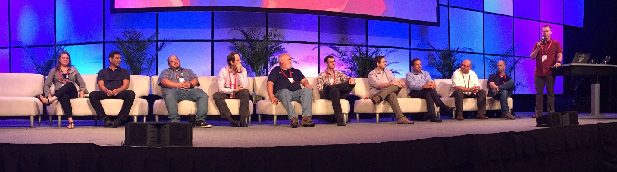 Members of the ArcGIS Pro Panel