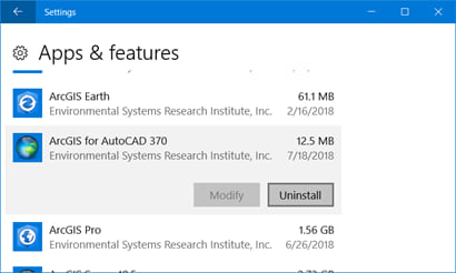 ArcGIS for your AutoCAD 2019
