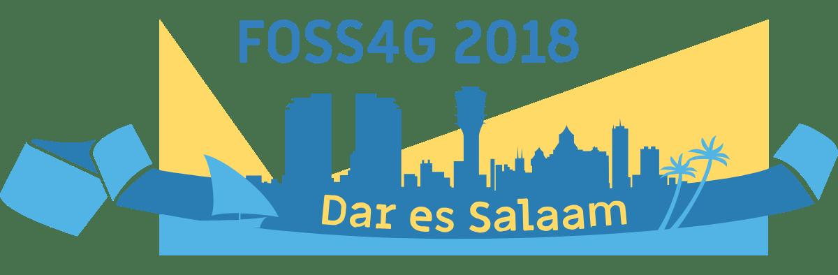 FOSS4G 2018 logo