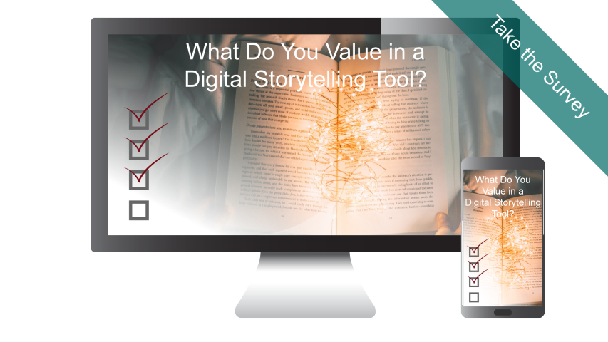Story Maps: Shaping the Next Generation of Storytelling Apps %
