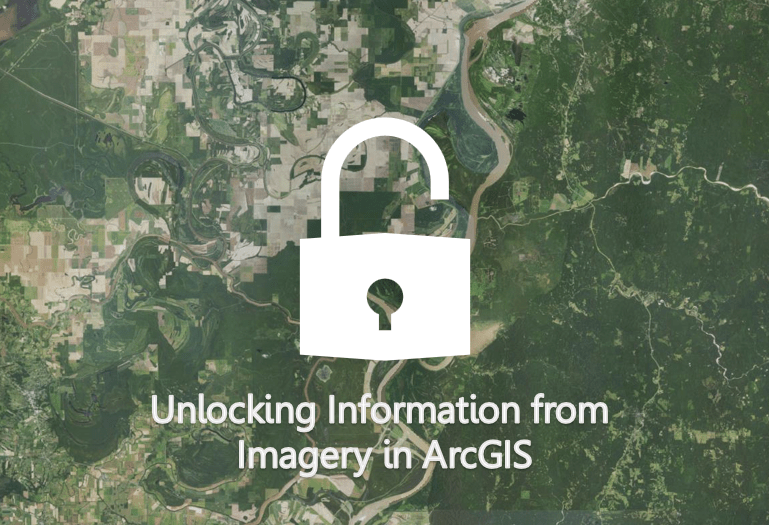Unlocking Information from Imagery in ArcGIS using Deep Learning