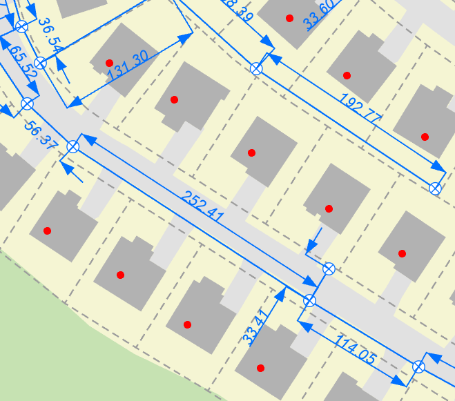 Dimensions in ArcGIS Pro 2.3