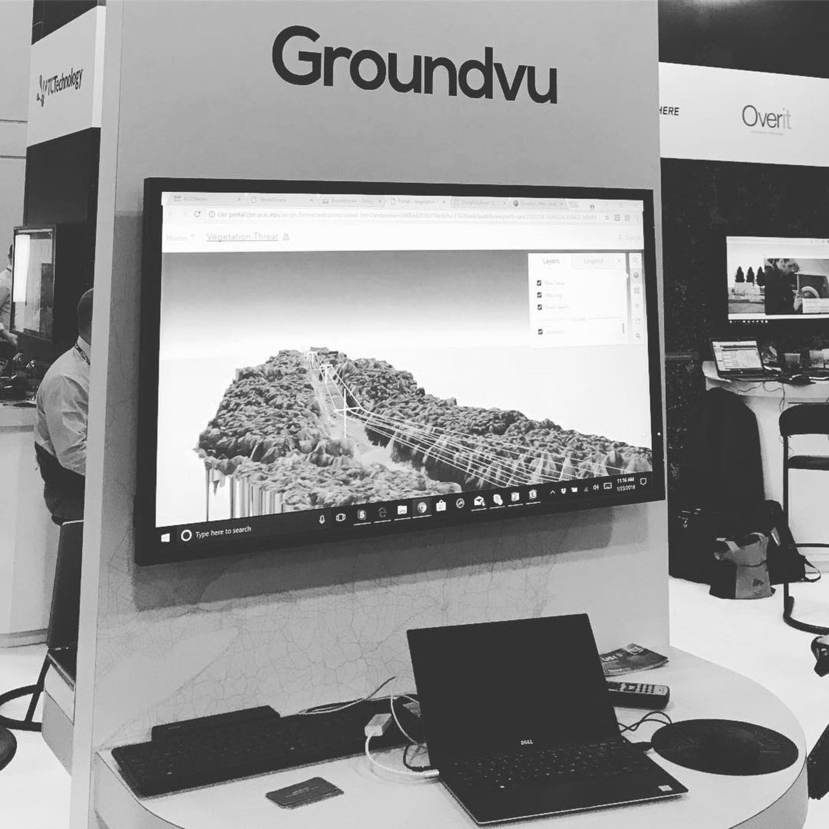 GroundVu at GeoConX