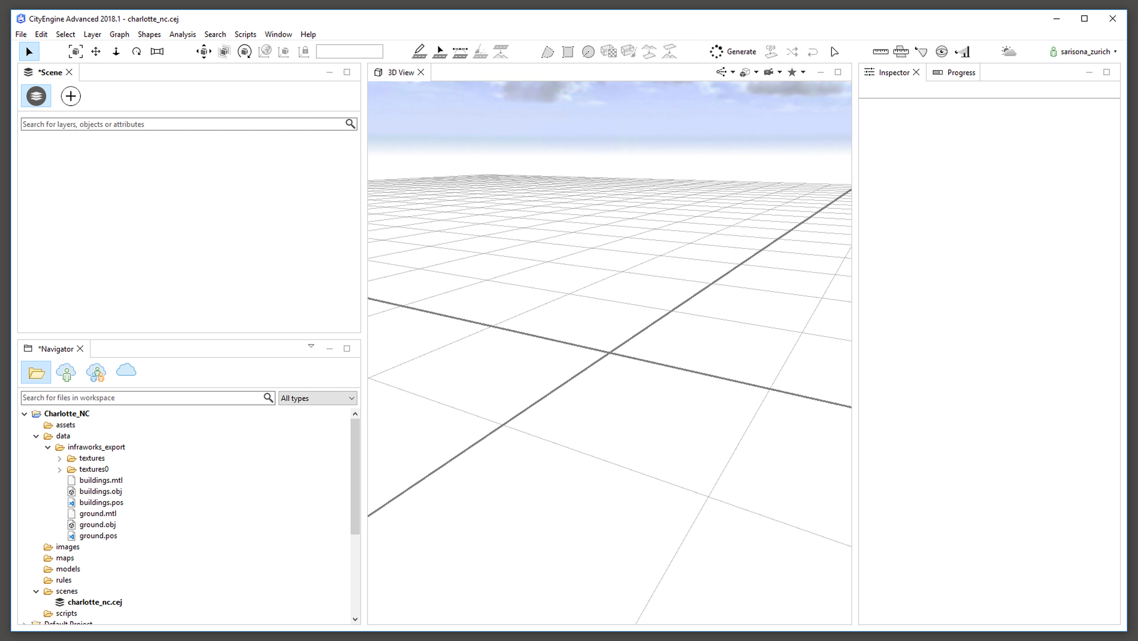 How to exchange data between Esri CityEngine and Autodesk