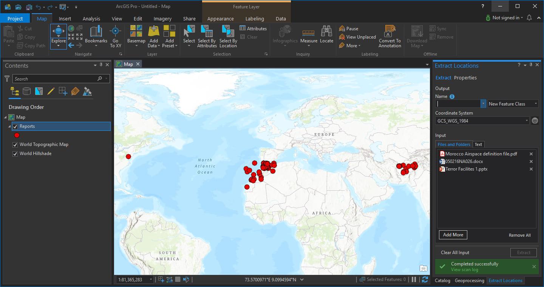 ArcGIS LocateXT in ArcGIS Pro 2.3 beta