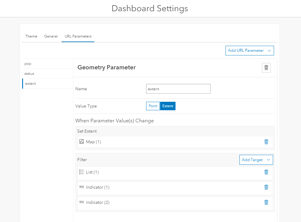 Make your Dashboards more Dynamic using URL Parameters