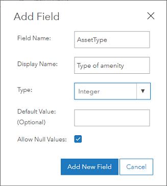 Add field