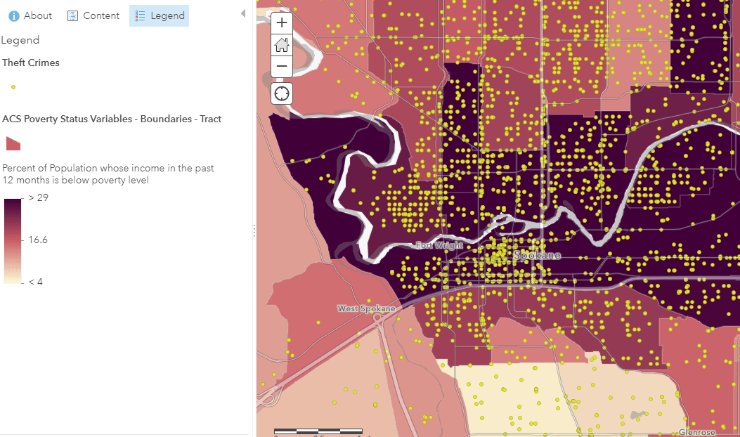 Add Census Data to Any Map with the Living Atlas on census form, census region, census block, census survey,