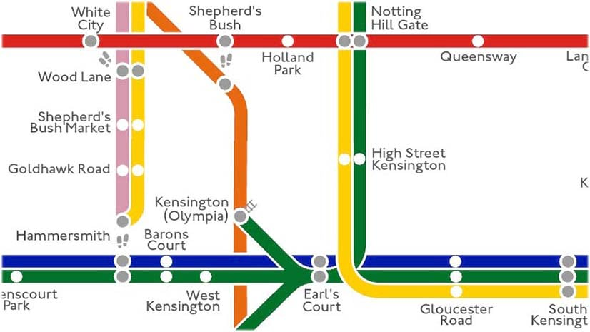 Make a transit map in ArcGIS Pro