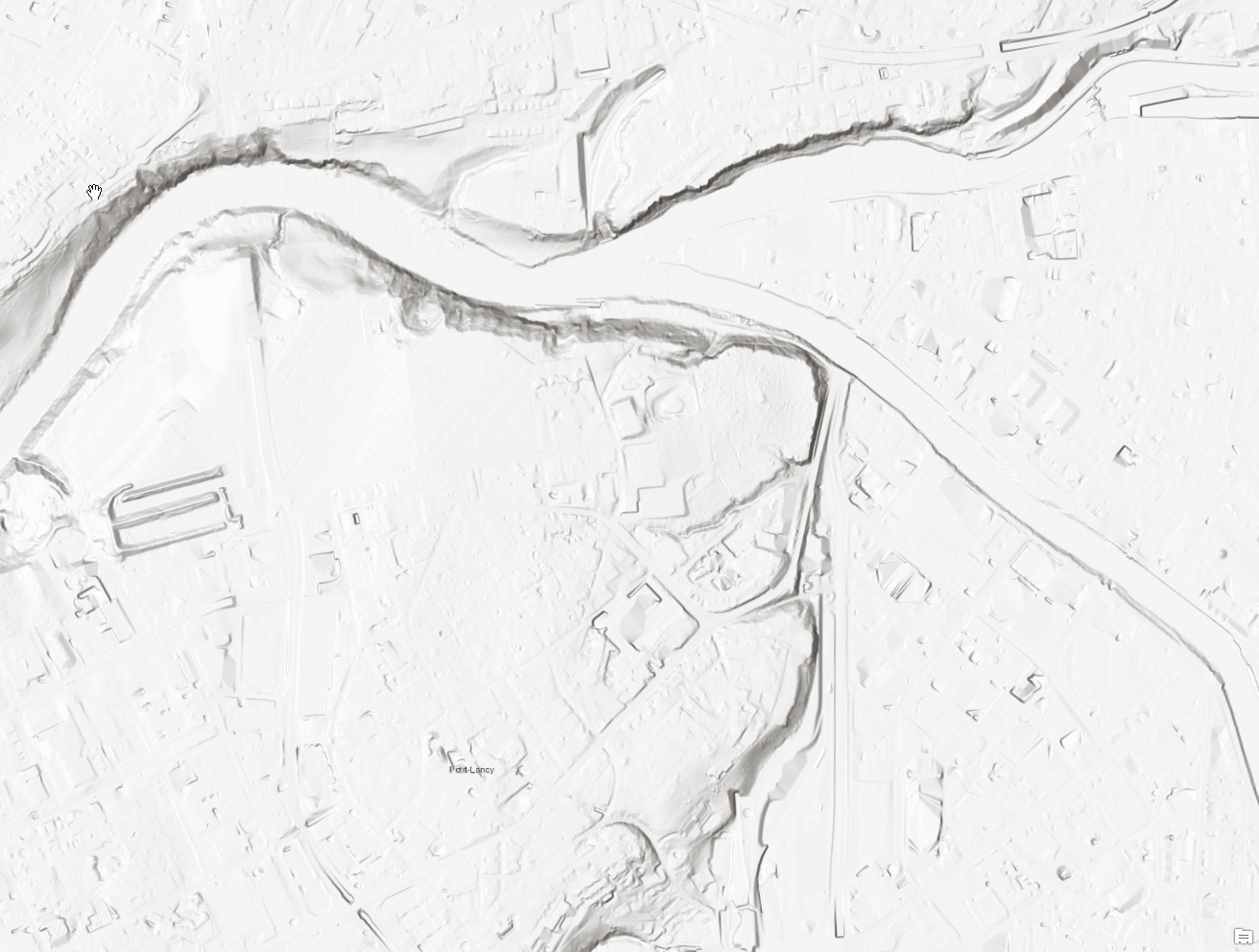 Geneva, Switzerland 50cm Lidar