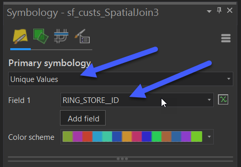 GO PRO! How to Assign Stores to Customers in ArcGIS Pro