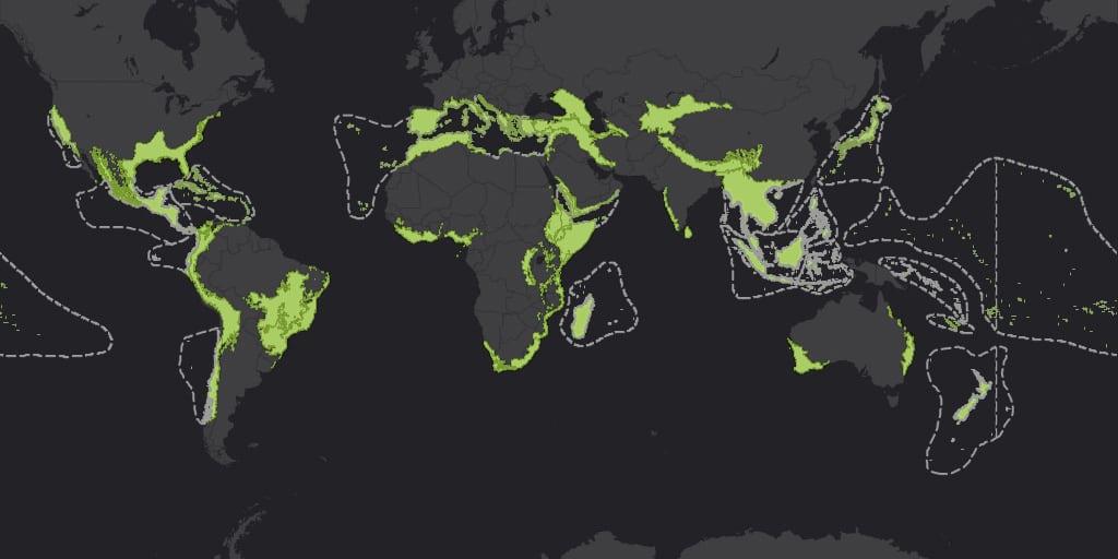 Esri Global Data
