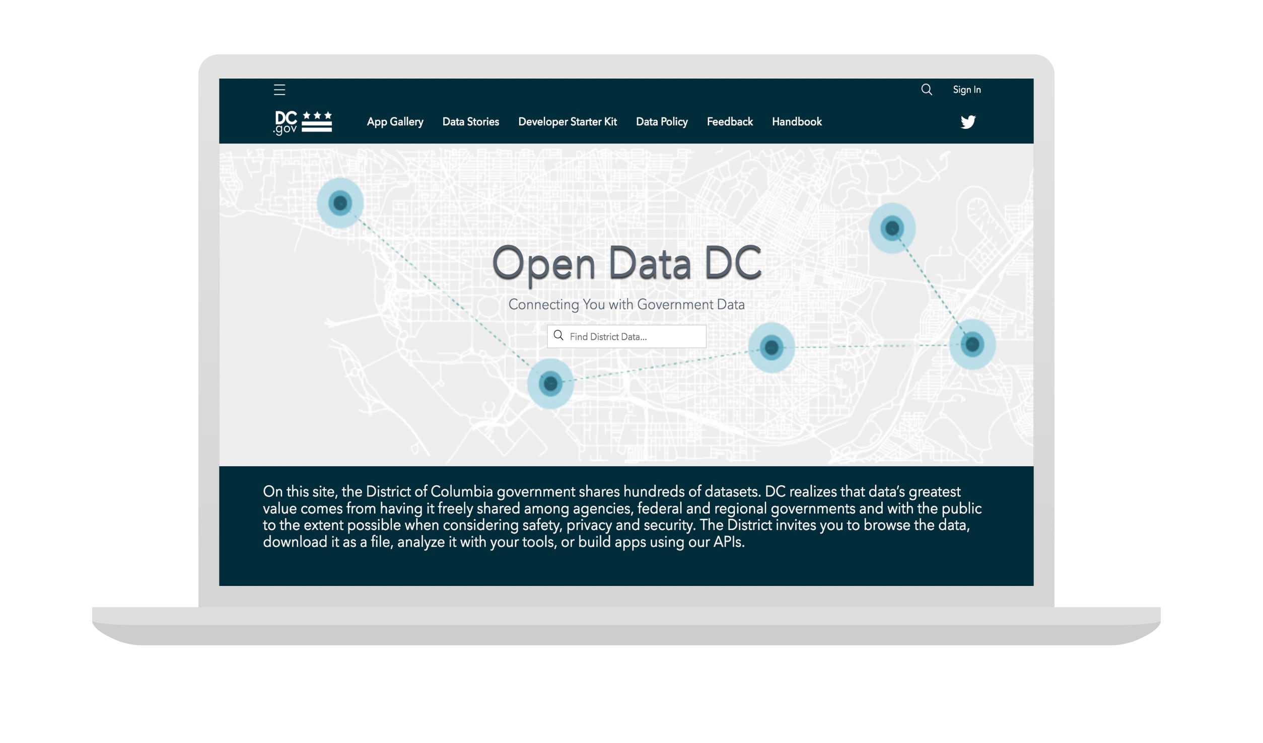 open data site
