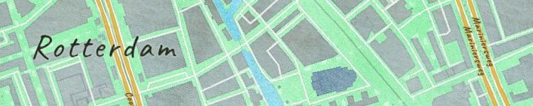 Watercolour Basemap