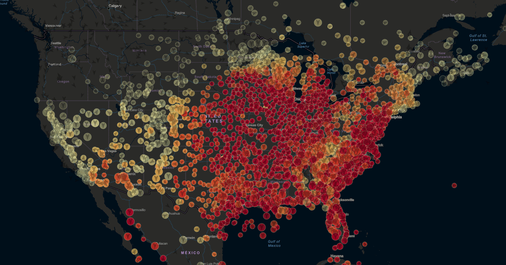 Build A Heat Index Map In 5 Minutes