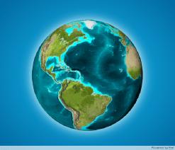 step 2 - globe