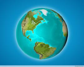step 4 - globe