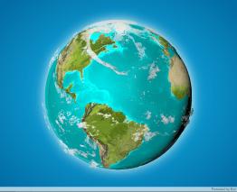 step 5 - globe