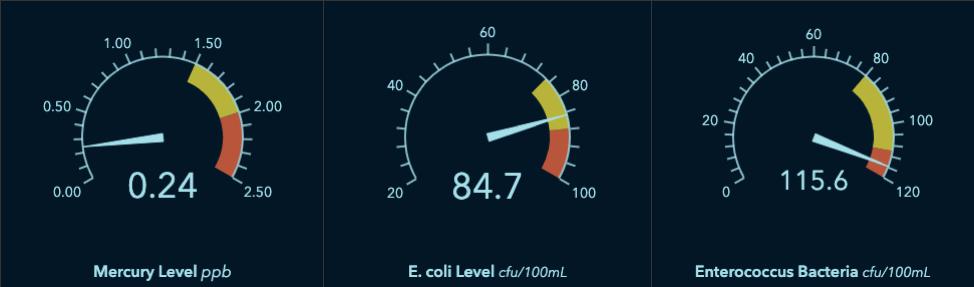 Meter gauges