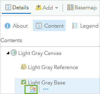 Light Gray Base with Change Style button