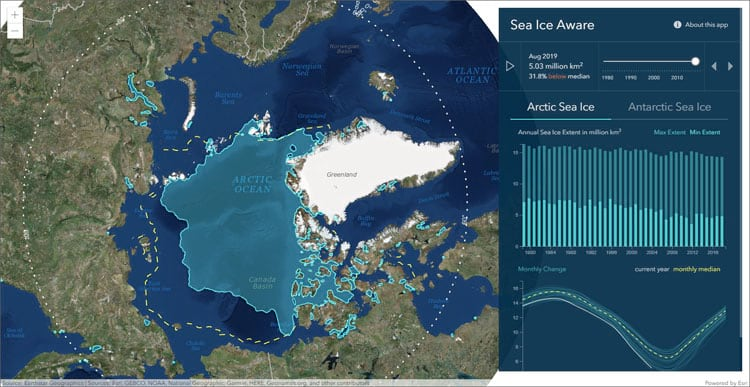 Sea Ice Aware