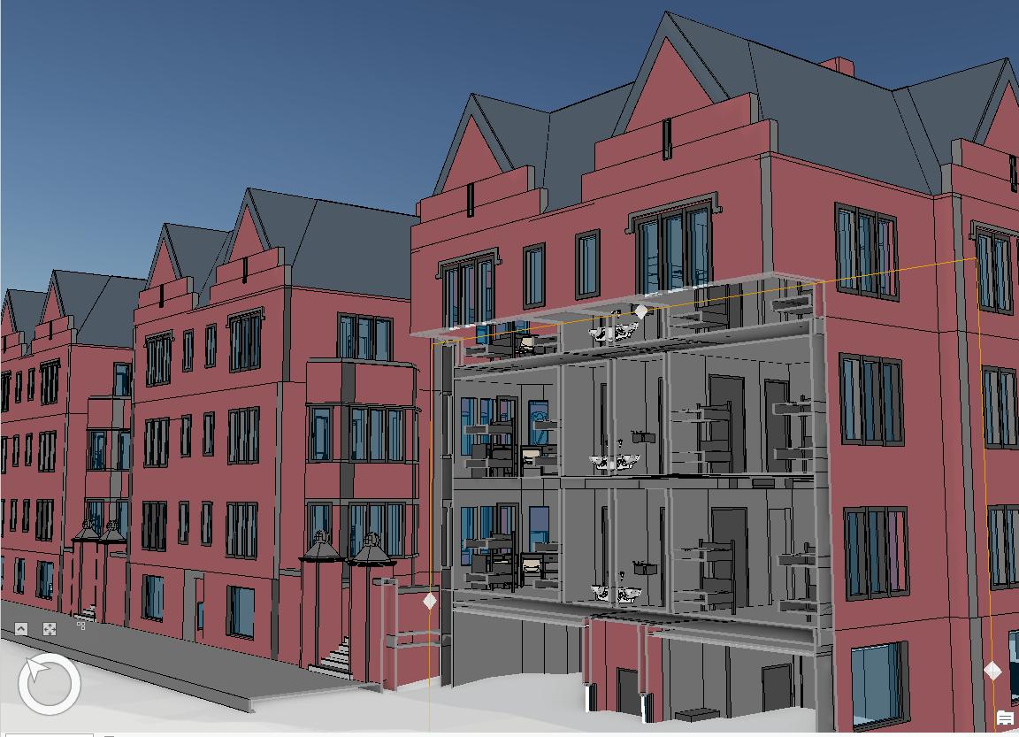 Sliced Building