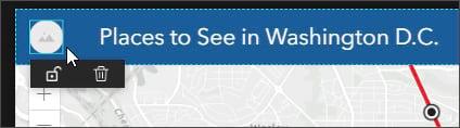 Select image widget