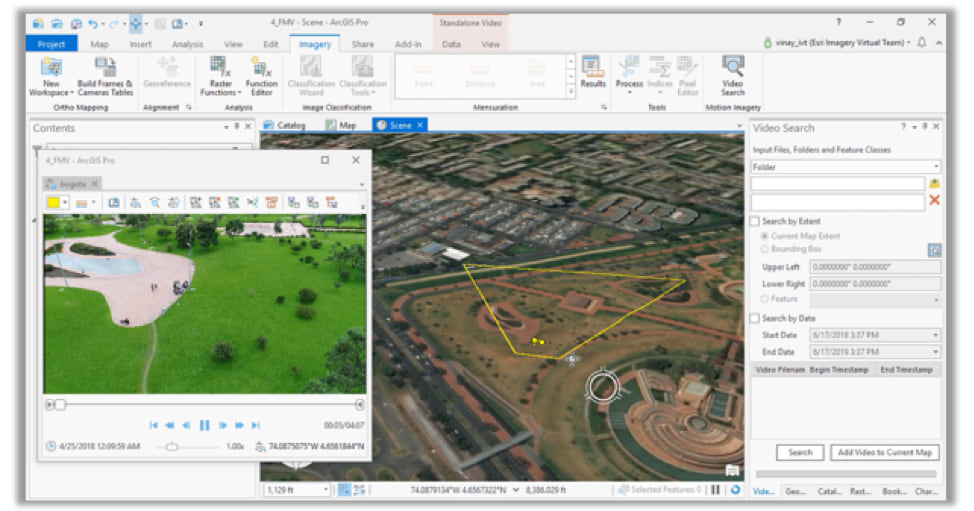 ArcGIS Image Analyst