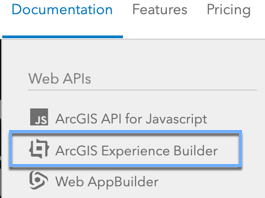 Quick access to develop edition