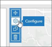 Map configure