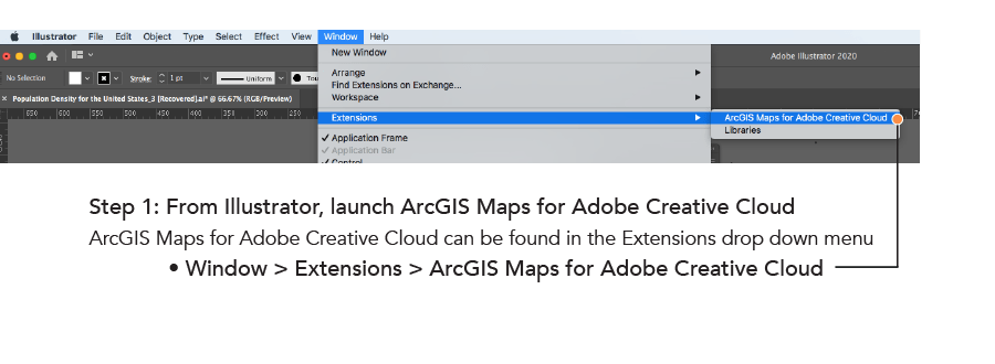 How to Make Animated Maps with ArcGIS Maps for Adobe and Adobe After Effects