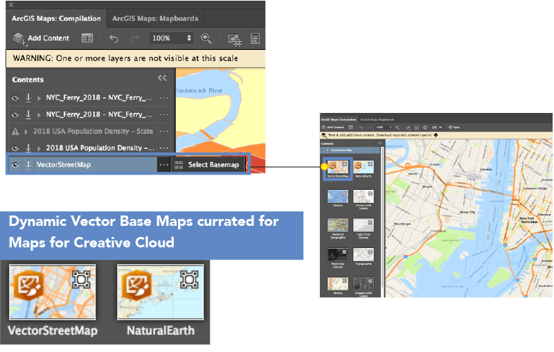 How to make Animated Maps in ArcGIS Maps for Adobe and Adobe After Effects