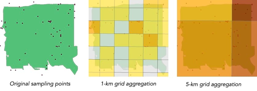 GGRS aggregation example