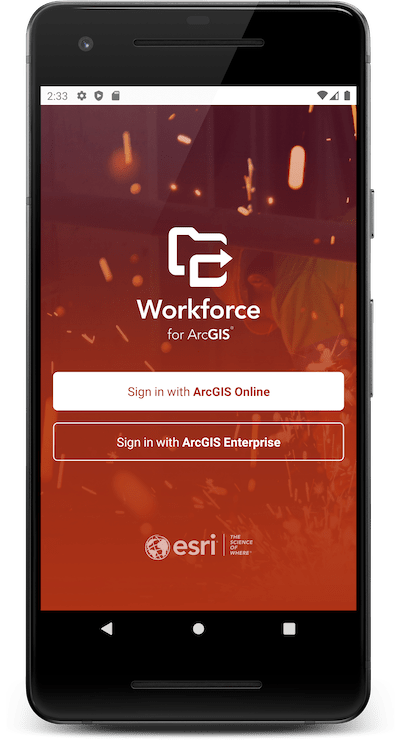 Workforce on Android