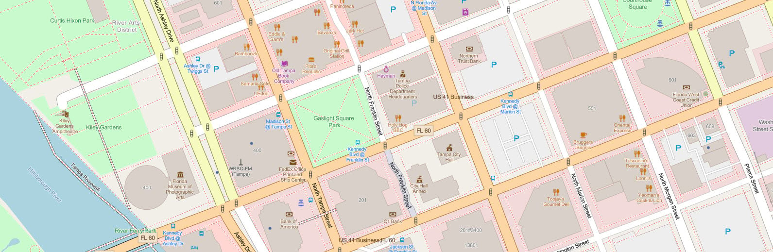 What's New with OpenStreetMap Basemap (June 2019)