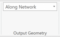 VRP Ribbon Output Geometry section