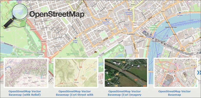 OpenStreetMap Home