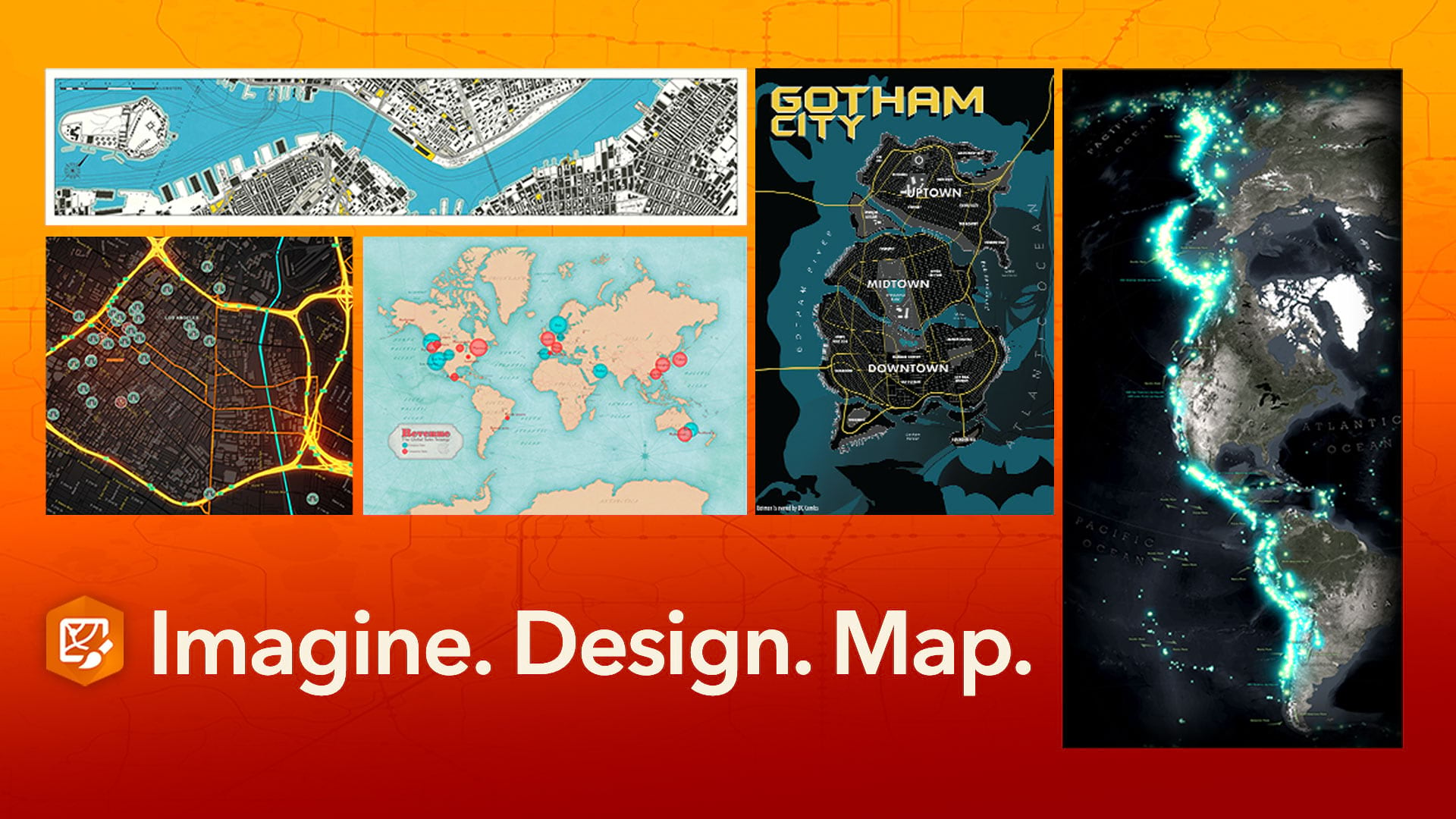 maps for adobe map contest
