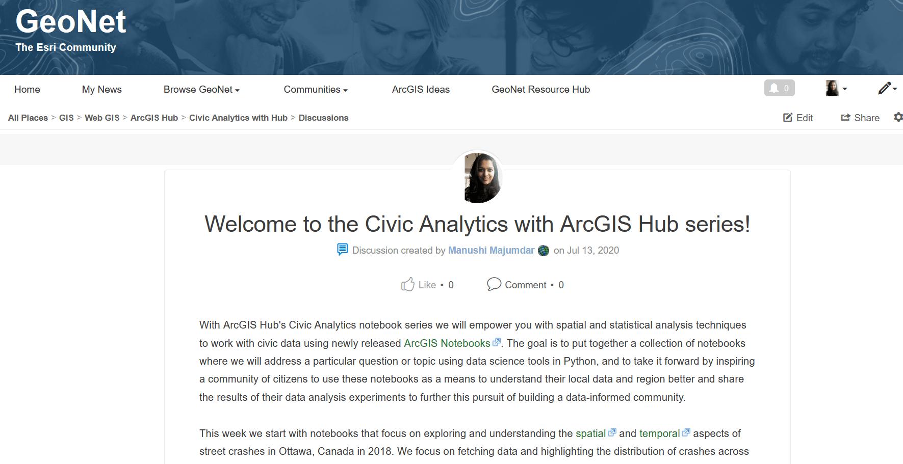 Civic Data Hub
