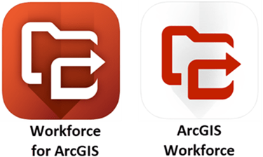 Workforce for ArcGIS and ArcGIS Workforce store listings