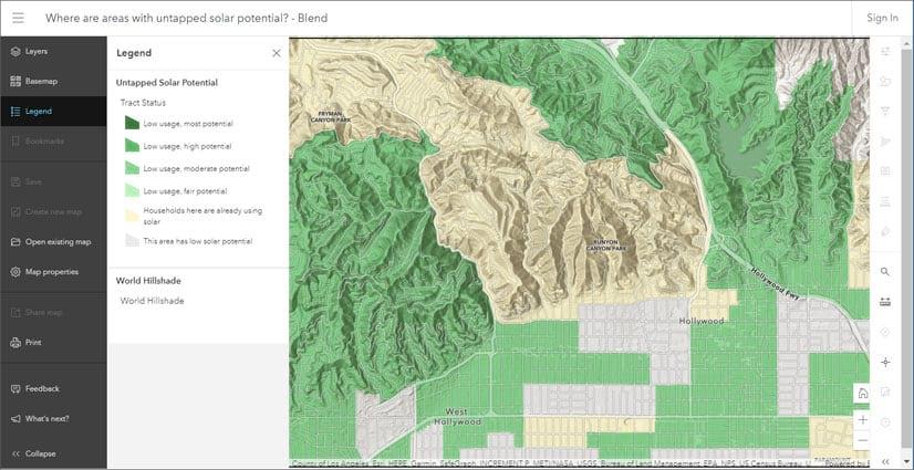 Map Viewer Beta