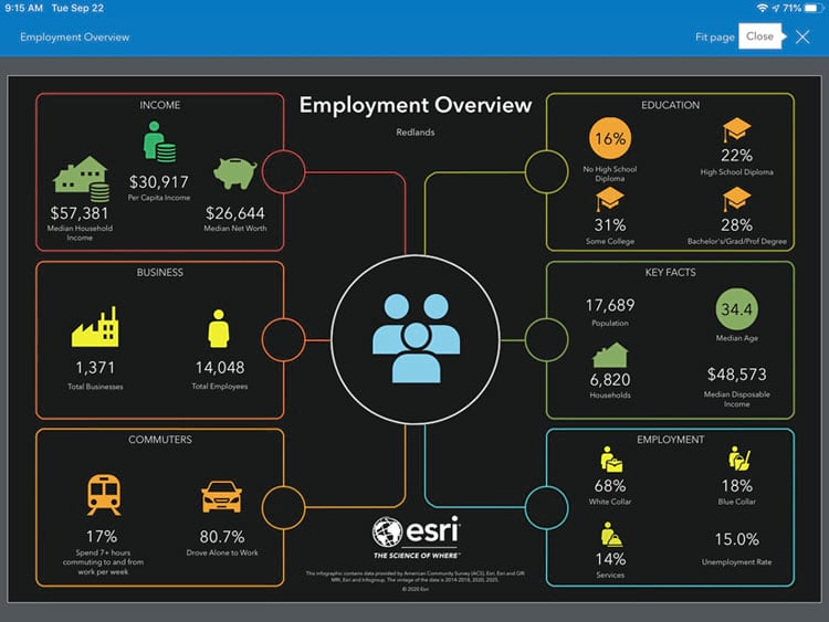 Business Analyst Mobile App