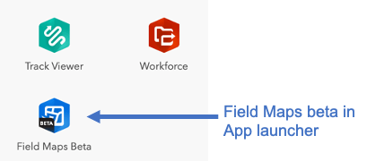 Field Maps web is now available to all organizations.